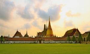 korolevskii dvorec v bangkoke zakroetsya na chetyre dnya Королевский дворец в Бангкоке закроется на четыре дня
