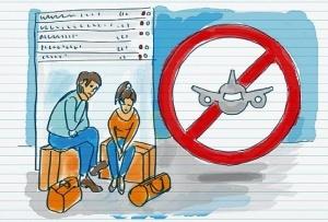 otmeneny bolee 800 reisov lyuftganzy Отменены более 800 рейсов «Люфтганзы»