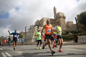 rekordnoe chislo uchastnikov zaregistrirovalis na marafon v ierusalime Рекордное число участников зарегистрировались на марафон в Иерусалиме