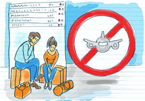 turisty otsudili dengi u turoperatora za zaderjku reisa Туристы отсудили деньги у туроператора за задержку рейса