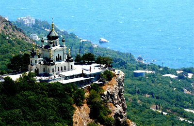 krym budet razvivat religioznyi turizm Крым будет развивать религиозный туризм