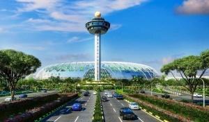 dva samoleta stolknulis v aeroportu singapura Два самолета столкнулись в аэропорту Сингапура