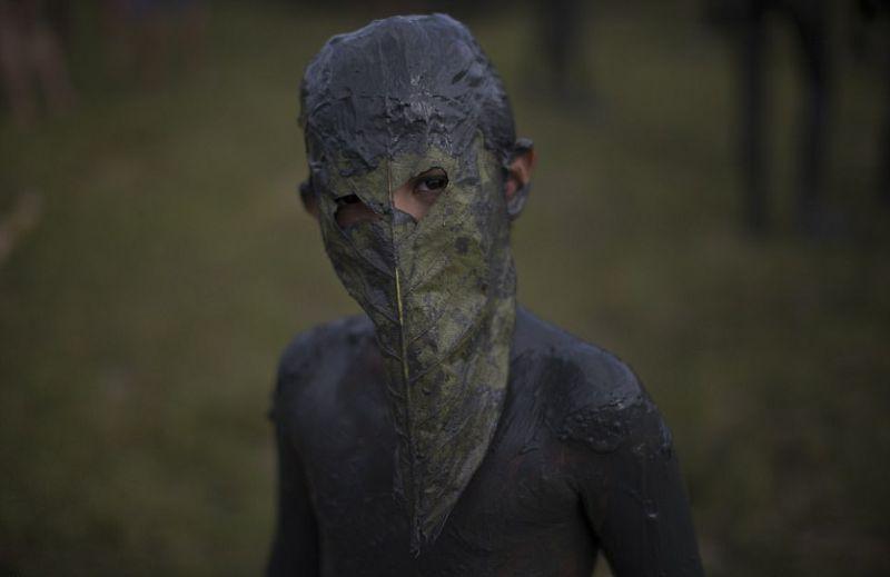 festival gryazi v brazilii 2 Фестиваль грязи в Бразилии