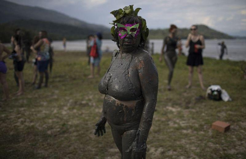 festival gryazi v brazilii 3 Фестиваль грязи в Бразилии