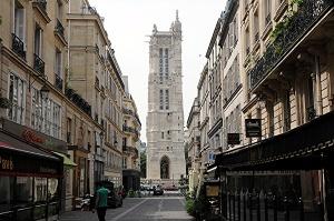 bashnya sen jak v parije vnov otkroetsya dlya posetitelei Башня Сен Жак в Париже вновь откроется для посетителей