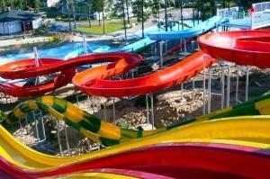 finskii akvapark otkryl letnii sezon Финский аквапарк открыл летний сезон