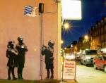 graffiti benksi v londone kratkii putevoditel 6 Граффити Бэнкси в Лондоне: краткий путеводитель