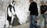 graffiti benksi v londone kratkii putevoditel 8 Граффити Бэнкси в Лондоне: краткий путеводитель