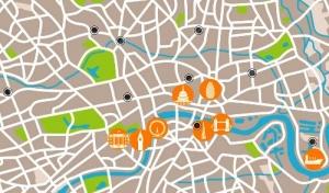 graffiti benksi v londone kratkii putevoditel Граффити Бэнкси в Лондоне: краткий путеводитель