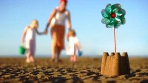 na nemeckih plyajah zapretili stroit zamki iz peska На немецких пляжах запретили строить замки из песка