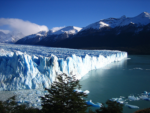 nacionalnyi park lednikov v argentine vvodit elektronnye bilety Национальный Парк Ледников в Аргентине вводит электронные билеты