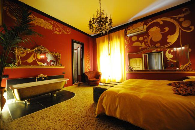 otel v stile «1000 i 1 nochi» na sicilii Отель в стиле «1000 и 1 ночи» на Сицилии