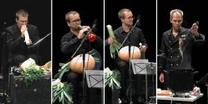 ovoshnoi orkestr vystupit na festivale Rovereto Fiorita v rovereto Овощной оркестр выступит на фестивале Rovereto Fiorita в Роверето