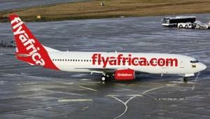pervyi afrikanskii loukoster ne smog vypolnit debyutnyi reis Первый африканский лоукостер не смог выполнить дебютный рейс