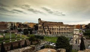 rimskii kolizei byl kommunalkoi  Римский Колизей был коммуналкой?