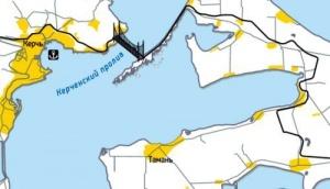 rossiya postroit most v krym Россия построит мост в Крым