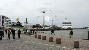 В Хельсинки откроется новое колесо обозрения
