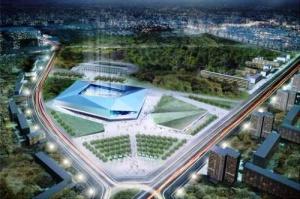 v minske postroyat nacionalnyi stadion В Минске построят национальный стадион