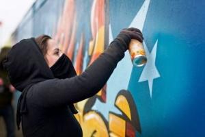 v neapole sozdali graffiti ploshadyu 700 kv m В Неаполе создали граффити площадью 700 кв. м