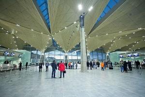 v pulkovo perevedut bolshuyu chast vnutrennih reisov v novyi terminal uje zavtra В Пулково переведут большую часть внутренних рейсов в новый терминал уже завтра