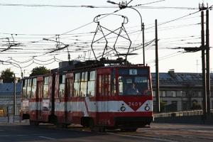 v sankt peterburge poyavilis tramvai s besplatnym Wi Fi В Санкт Петербурге появились трамваи с бесплатным Wi Fi