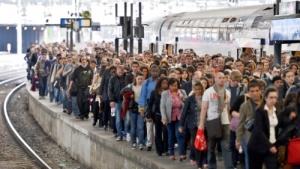 vo francii prohodyat zabastovki sotrudnikov transporta Во Франции проходят забастовки сотрудников транспорта