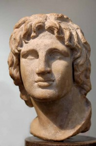 Bust Alexander BM 1857 197x300 Александр Македонский (Alexander the Great)