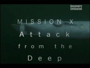 discoverymission x 300x225 Discovery. Секретная миссия (Mission X   Attack From The Deep) 4 Серии