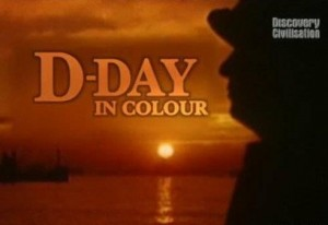 discoveryd day in colour 300x206 Discovery. Высадка союзников. Цветная съемка (D Day in Colour)