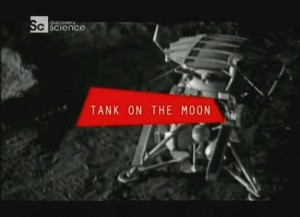 discoverytank on the moon 300x217 Discovery. Танк на Луне (Tank On The Moon)